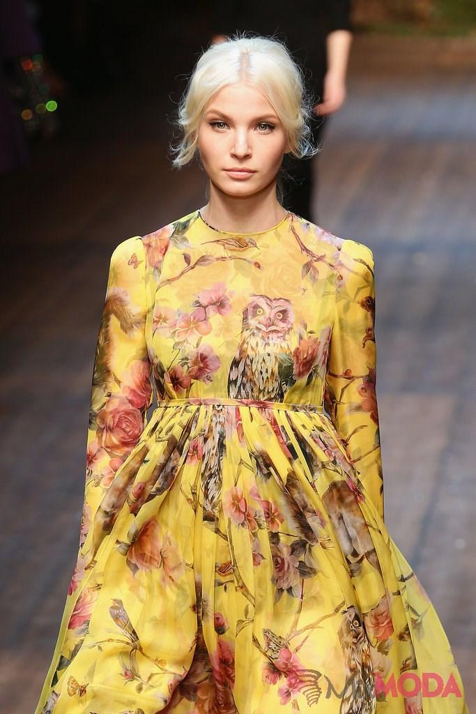 Dolce-Gabbana-sonbahar-2014-Hair-Makeup-Runway-Pictures-3
