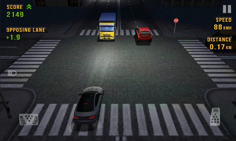 trafic-racer